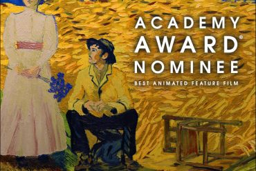 Hand-painted animated film 'Loving Vincent' nominated for Oscar