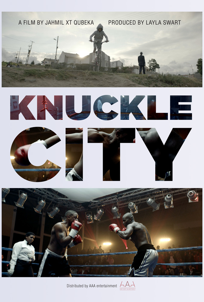 Knuckle City poster