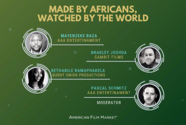 AFM panel – Made by Africans, Watched by the World
